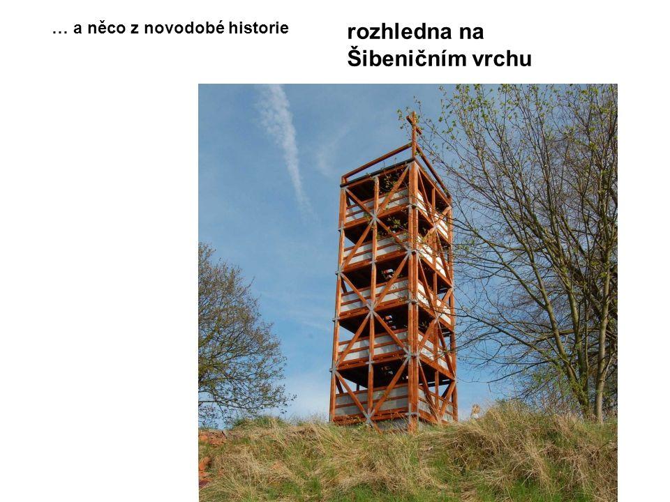 Zkus na letecké mapě Horšovského Týna najít některé významné památky a objekty města a jeho okolí.