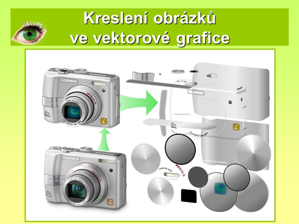 Kreslení obrázků ve vektorové grafice