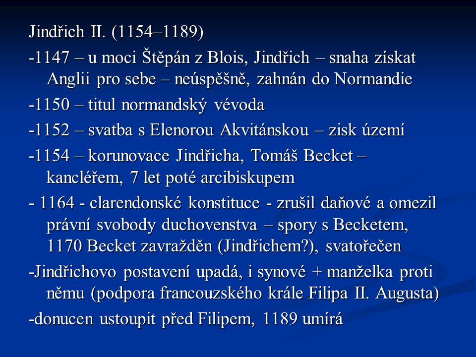 Richard Lví Srdce (1189-1199) -1190 – 3.