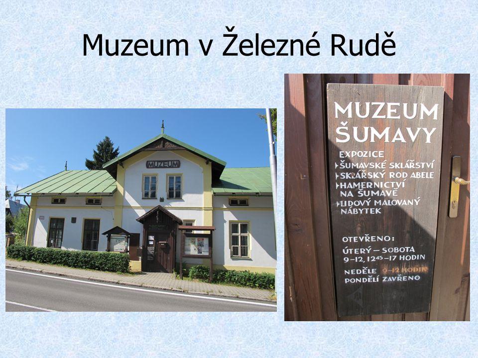 Muzeum v Železné Rudě