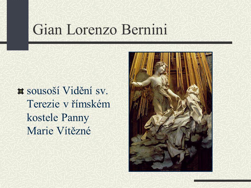 Francesco Borromini Baroko v Itálii chrám Sant Ivo alla Sapienza v Římě Francesco Borromini – kostel San Carlo alle Quattro Fontane (Řím)