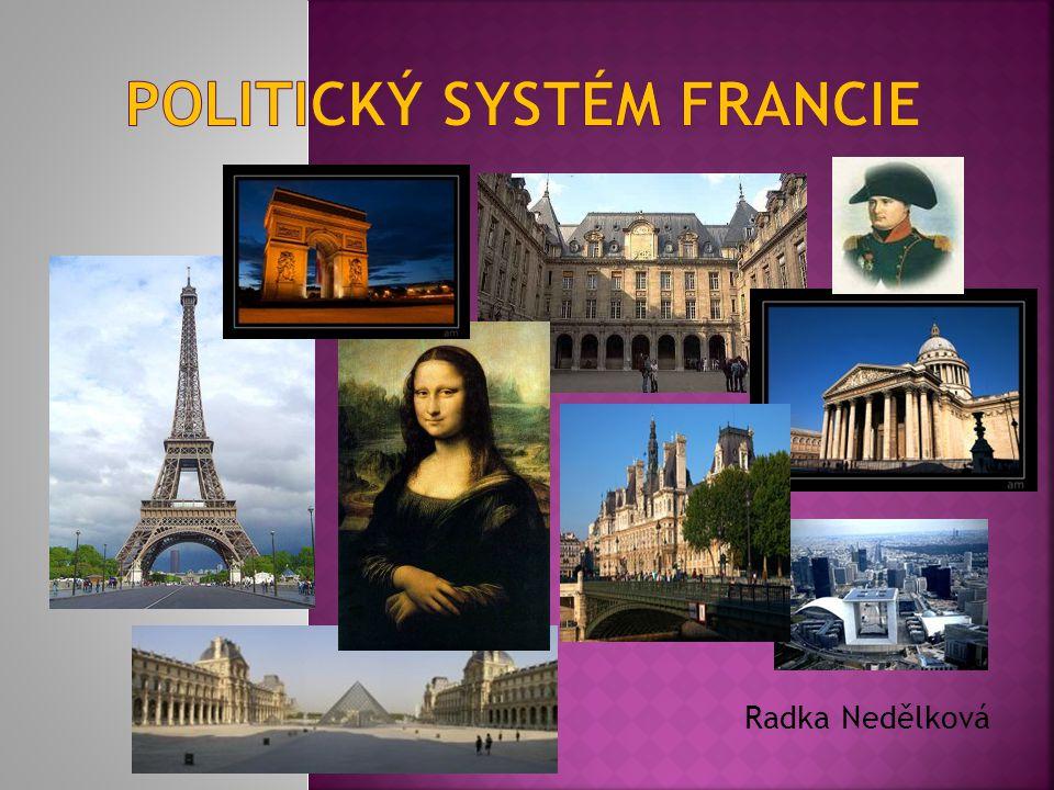 Politický systém Francie [citováno 2.12. 2008], dostupné z WWW:.
