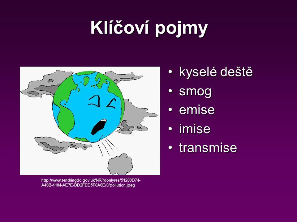 Vývoj emisí SO2 a oxidů N SO 2 Oxidy N http://www.herber.kvalitne.cz/FG_CR/zivotni_prostredi.html#C3