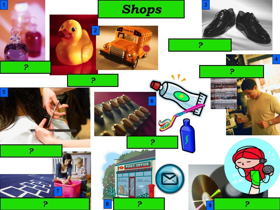 What do you like/ What don´t you like shopping.I like shopping...