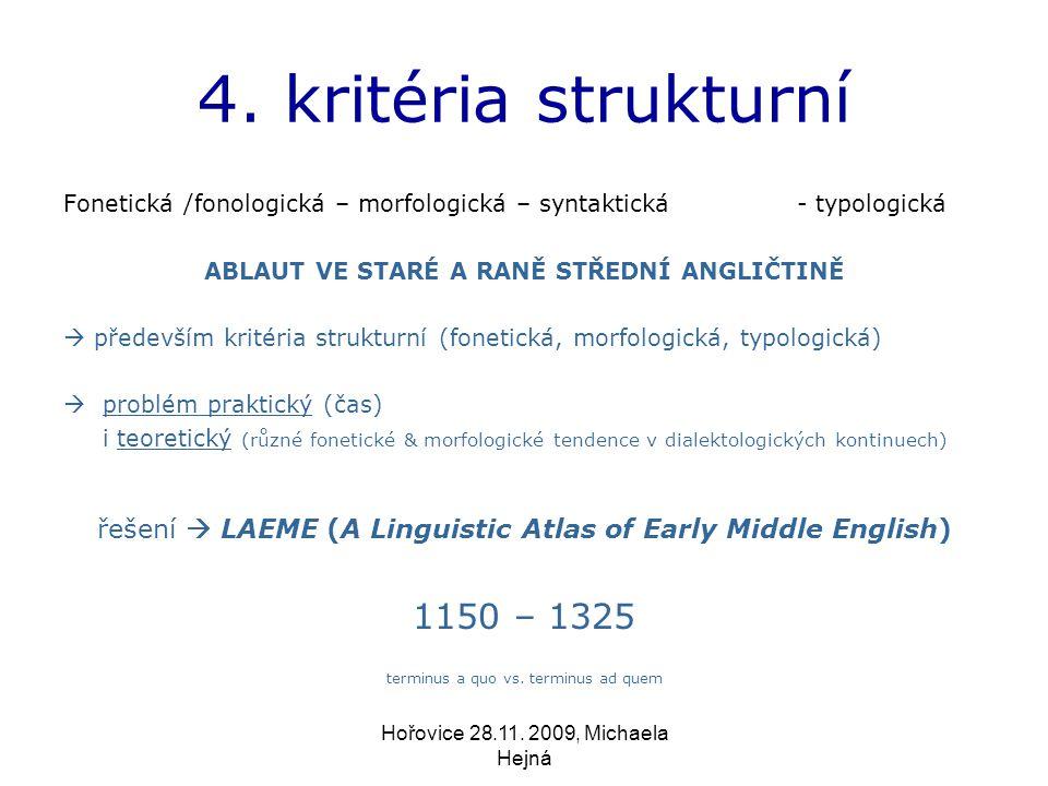 Hořovice 28.11. 2009, Michaela Hejná 4.