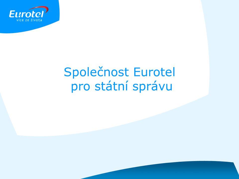 Společnost Eurotel pro státní správu