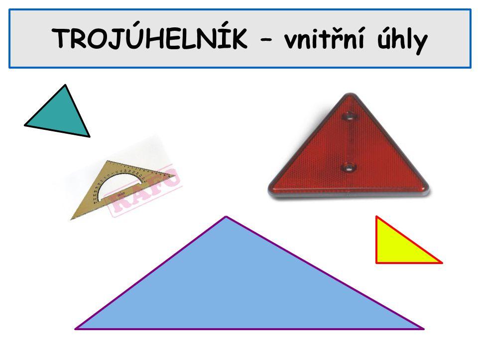 Kolik vrcholů má trojúhelník.Kolik stran má trojúhelník.