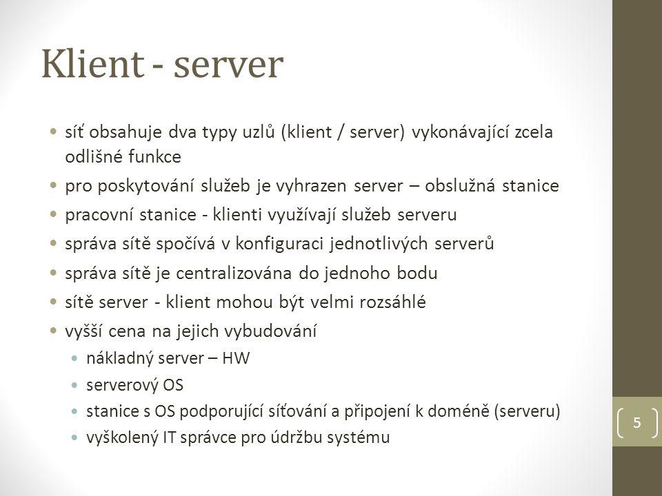 Klient - server 6