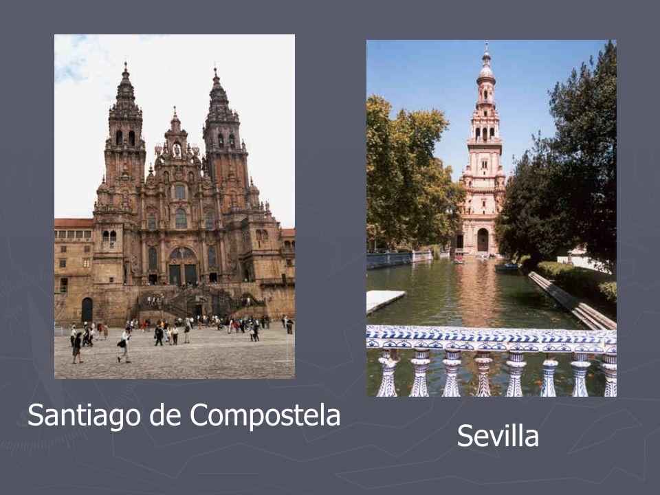 Santiago de Compostela Sevilla