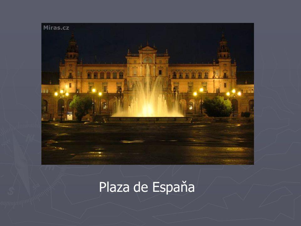 Plaza de Espaňa