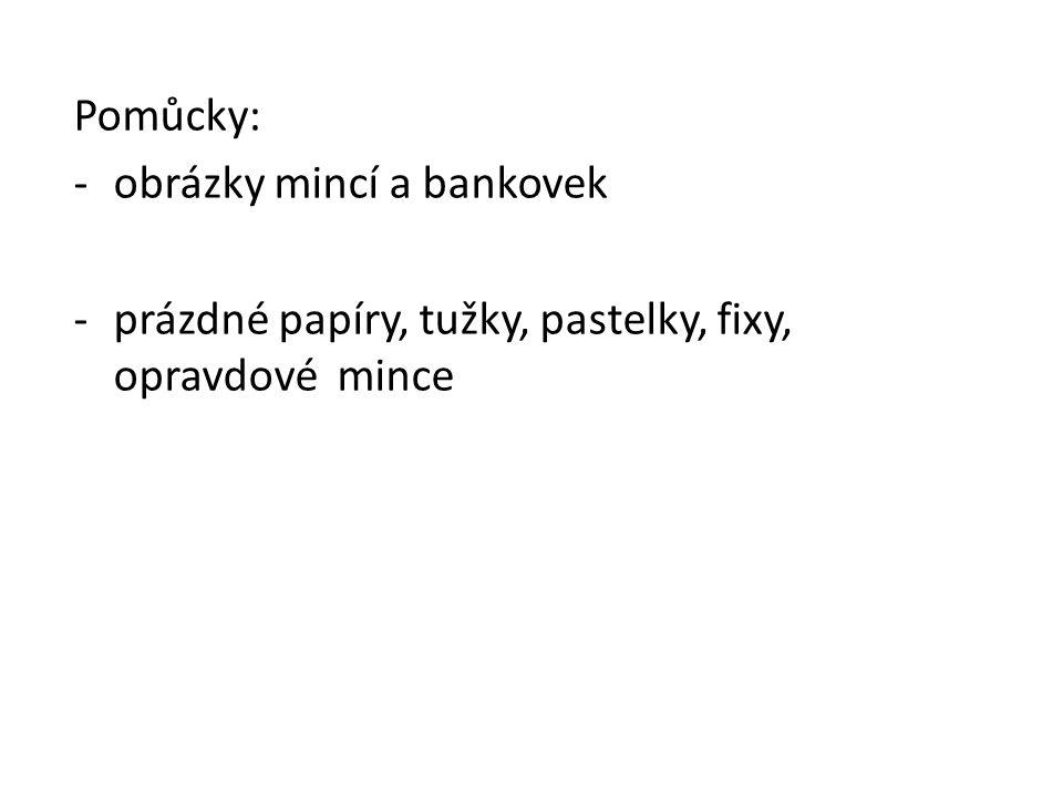 České peníze 2 Finanční gramotnost I.stupeň Jaroslava Pavlatová, 29.7.2011, Finanční gramotnost I.
