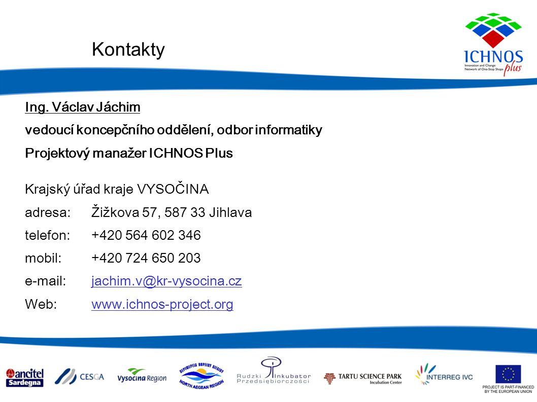 Kontakty Ing.