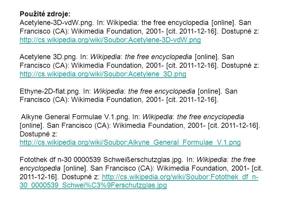Použité zdroje: Hazard F.svg.In: Wikipedia: the free encyclopedia [online].