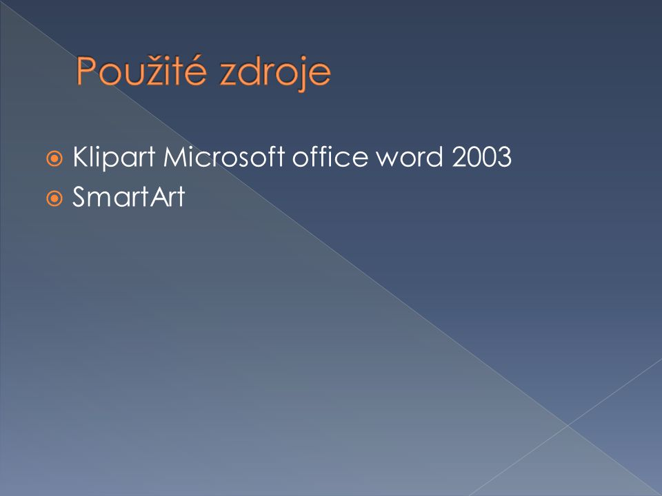  Klipart Microsoft office word 2003  SmartArt