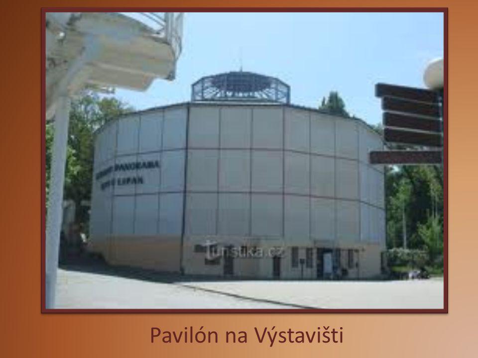 Pavilón na Výstavišti