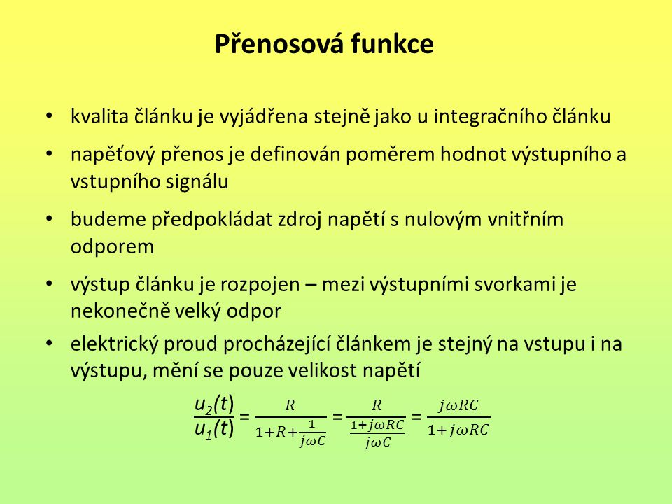 Obr.5: Derivační článekLR : In: Wikipedia: the free encyclopedia [online].