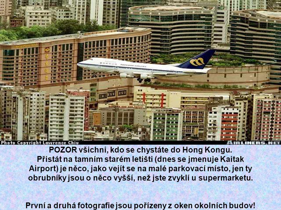 POZOR všichni, kdo se chystáte do Hong Kongu.