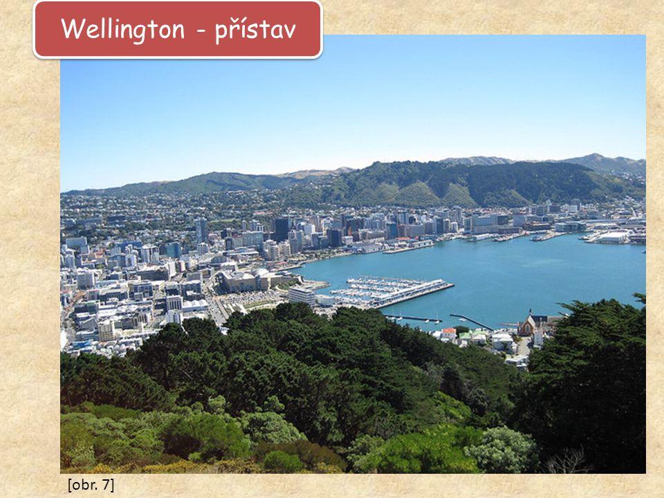 Wellington - přístav [obr. 7]