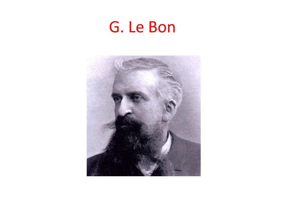 G. Le Bon