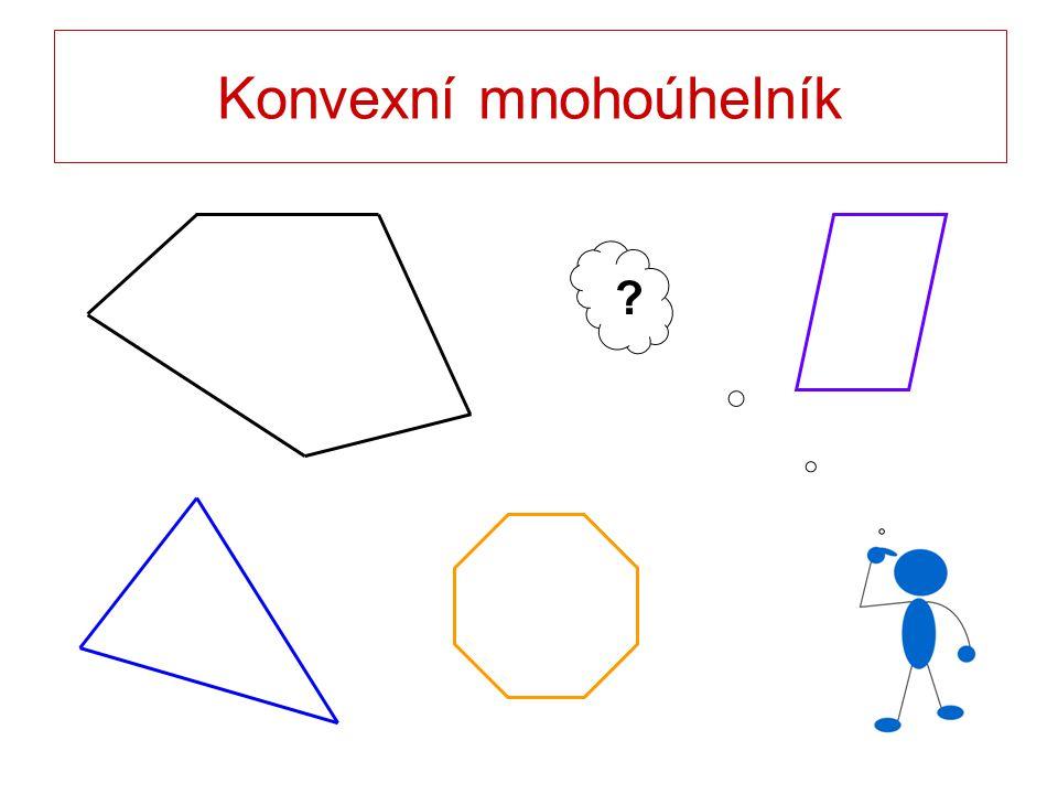 Konvexní mnohoúhelník