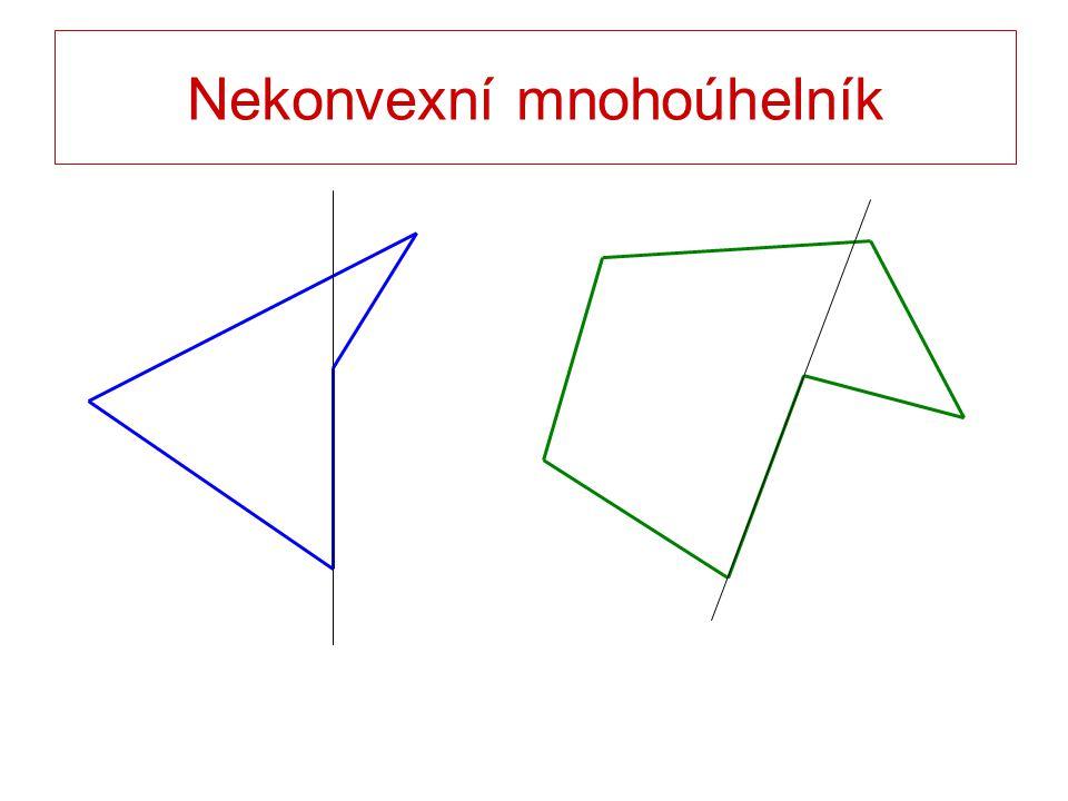 Nekonvexní mnohoúhelník