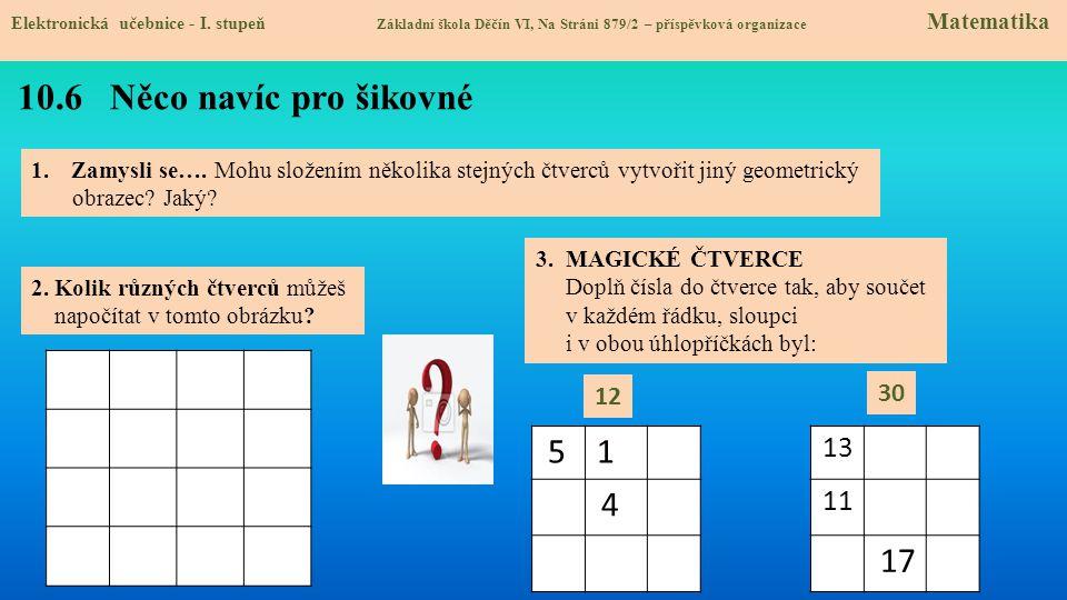 10.7 Square Elektronická učebnice - I.