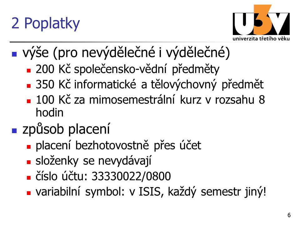7 3 Hesla ISIS (Integrovaný studijní informační systém) uživatelské jméno: ve tvaru qnovj51 (nov – příjmení, j – křestní jméno, 51 – číslo) heslo platné trvale možnost změnit v ISIS může nastavit U3V (NB 10) počítačová síť (jen pro informatické předměty) uživatelské jméno: stejné jako pro ISIS heslo platné na 1 rok změna na http://heslo.vse.czhttp://heslo.vse.cz může nastavit výpočetní centrum (SB 22)