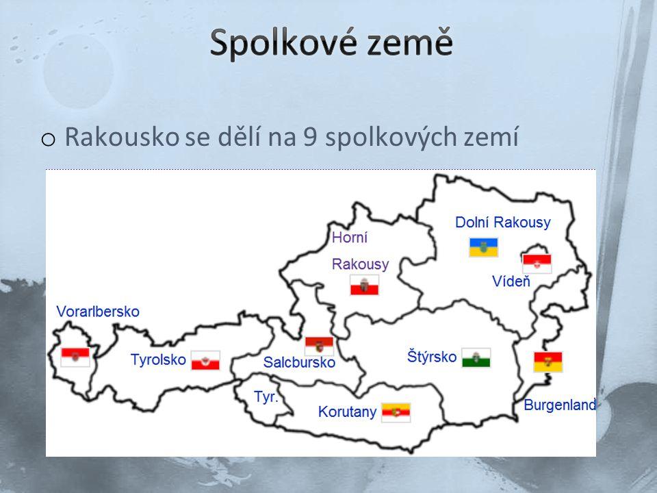 o 60 % země je hornaté povahy o Největší jezero je Neziderské jezero o Největší část Rakouska je odvodňována Dunajem do Černého moře o Nejvyšší bod: Grossglockner