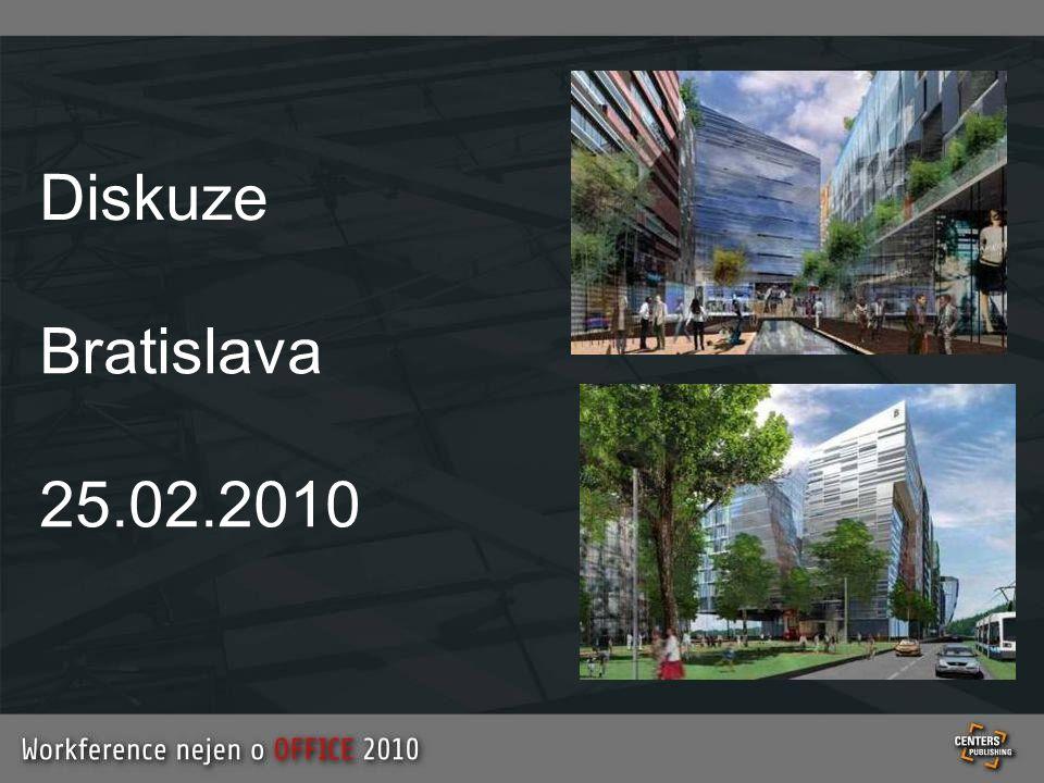 Diskuze Bratislava 25.02.2010
