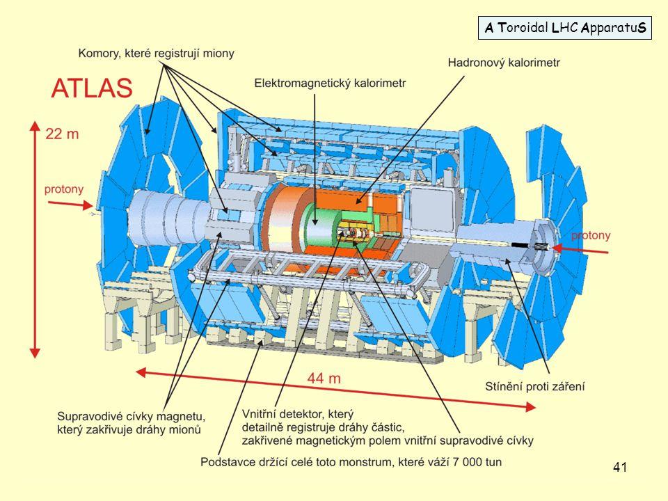 41 A Toroidal LHC ApparatuS