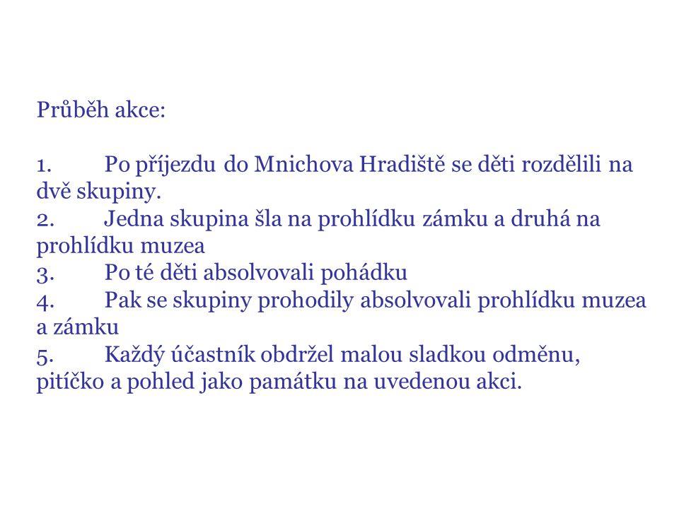 Fotodokumentace akce Speciální škola v Čimicích