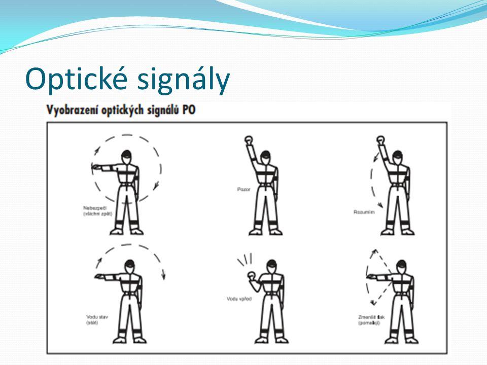 Optické signály