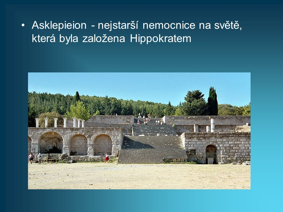 Hippokratés 5.st. př. n. l.