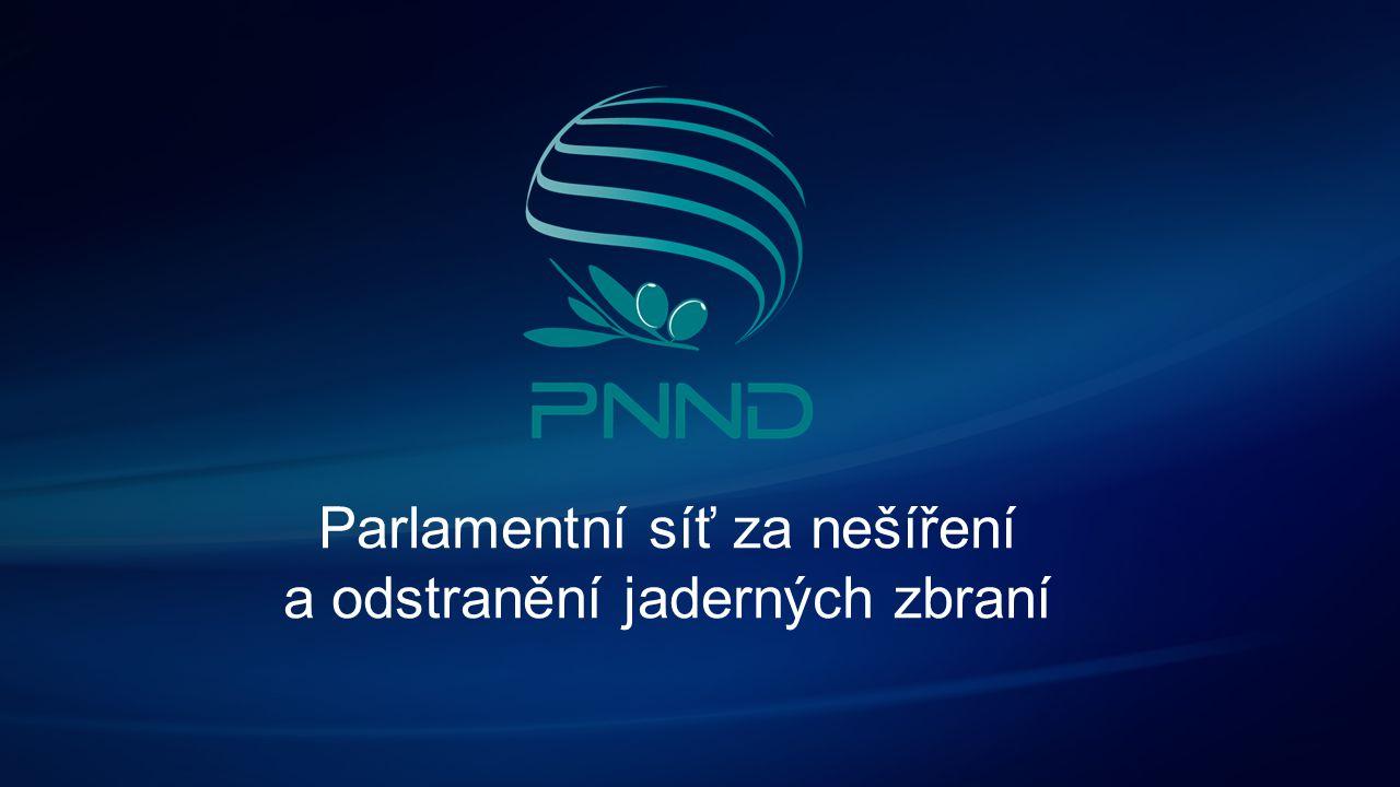 Parlamentní síť za nešíření a odstranění jaderných zbraní