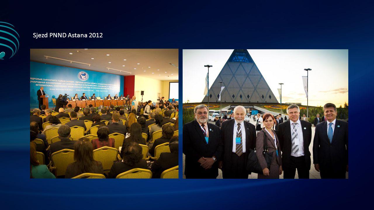 Sjezd PNND Astana 2012