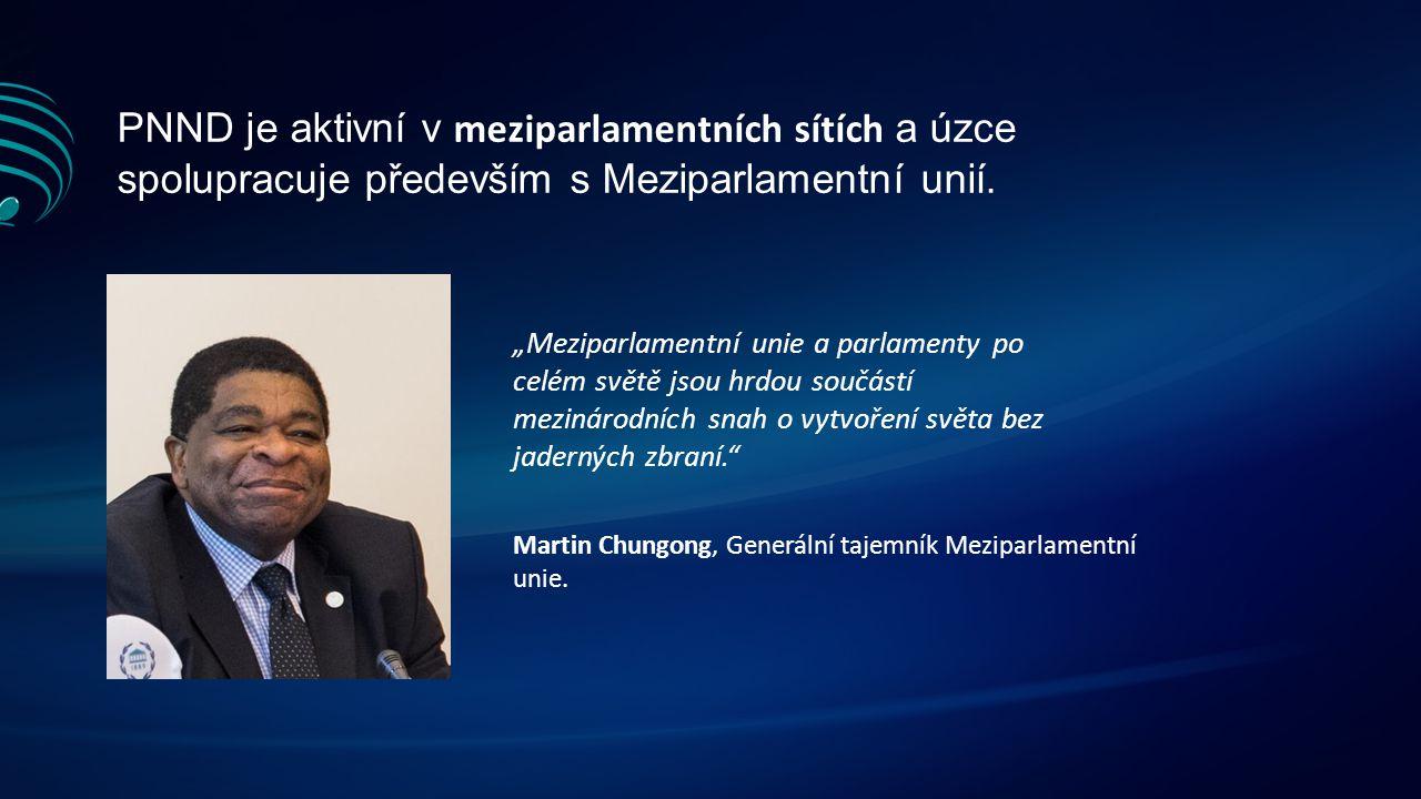 PNND je aktivní v meziparlamentních sítích a úzce spolupracuje především s Meziparlamentní unií.