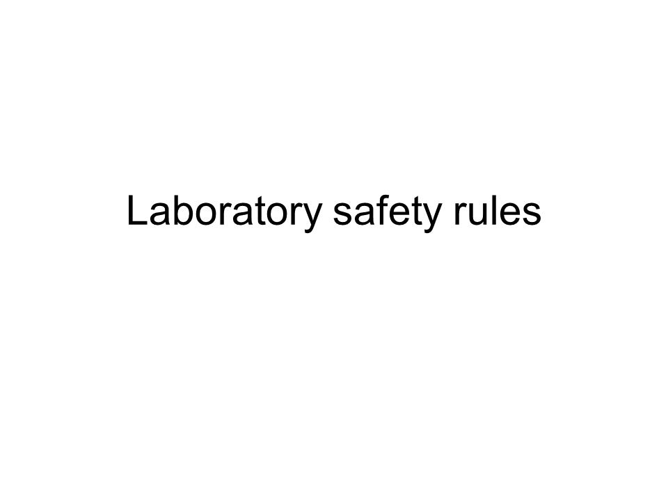 Follow the rules stay properly concentrated do not touch chemicals and do not taste or sniff them do not use flammable materials close to flame heating water and other liquids be careful not to get your face too close always pour acids into water stirring
