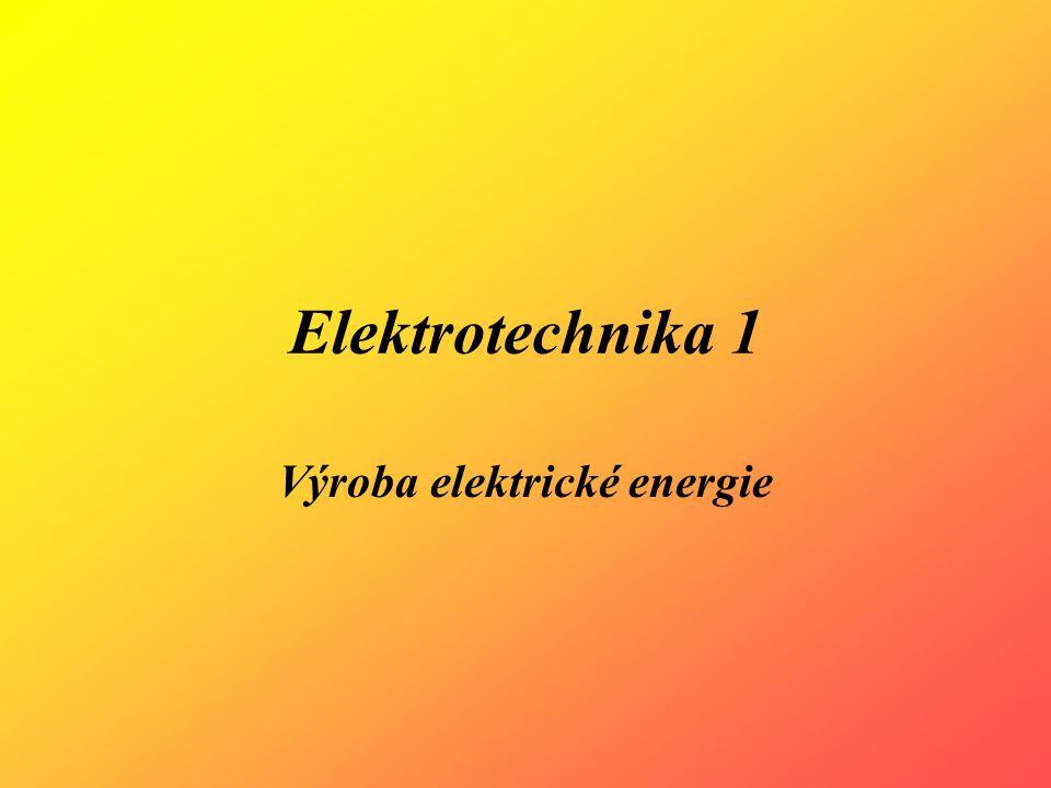 výroba elektrické energie dynamo  mění mechanickou energii na elektrickou energii  vyrábí stejnosměrný elektrický proud a napětí  činnost založena na elektromagnetické indukci  budící proud ve statorovém vinutí vyvolá ve statoru magnetický tok  ve vinutí rotoru se otáčením v magnetickém poli indukuje střídavé elektrické napětí  napětí se komutátorem, upevněným na hřídeli rotoru, mění na napětí stejnosměrné  z komutátoru se napětí odvádí kartáči na svorkovnici stroje  ze svorkovnice se odebírá potřebný elektrický proud