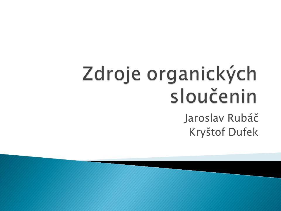  Organická sloučenina je chemicky čistá látka, tzn.