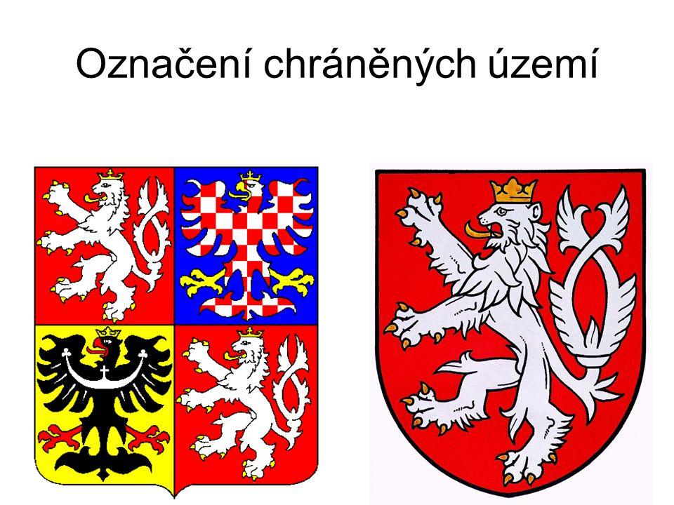 Organizace ochrany přírody v ČR Parlament ČR Vláda ČR Ministerstvo ŽP Krajské úřady Obce s rozšířenou působností III.