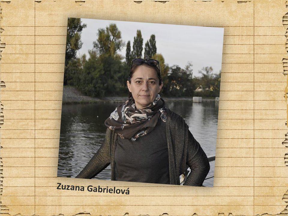 Zuzana Gabrielová