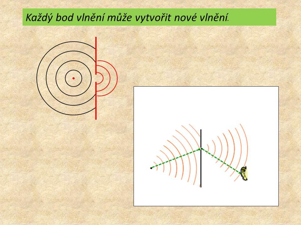 Lidské ucho je schopno rozeznat dva zvuky následuji-li po sobě v intervalech 0,1 s.