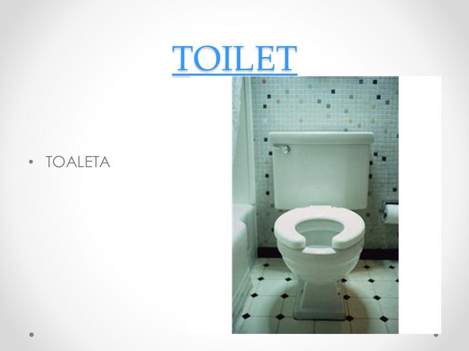 TOILET TOALETA