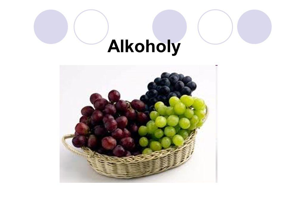 Klasifikace podle vazebného místa v řetězci  Primární alkohol: -OH skupina se váže na primární uhlík.
