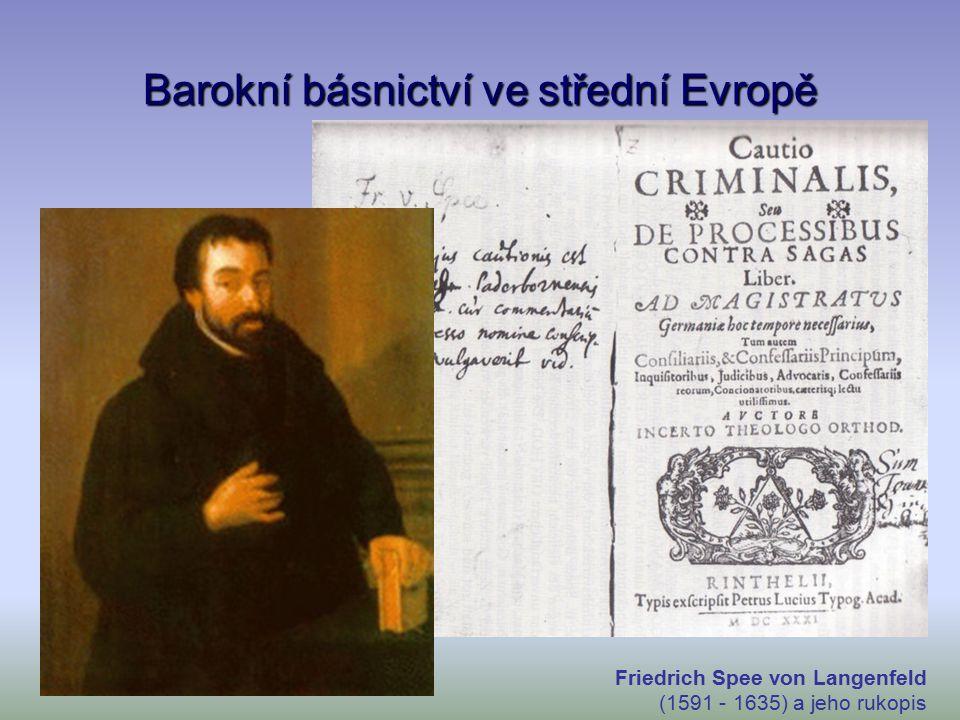 Slovesná tvorba v době baroka 4. Svět ještě neumřel J. S. Bach: Matušovy pašije č. 20