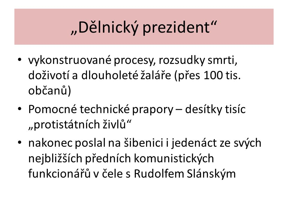 Rudolf Slánský po r.