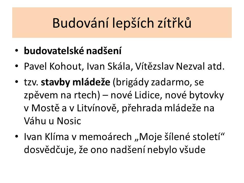 """František Hrubín """"K důstojnosti člověka patří svědomí."""