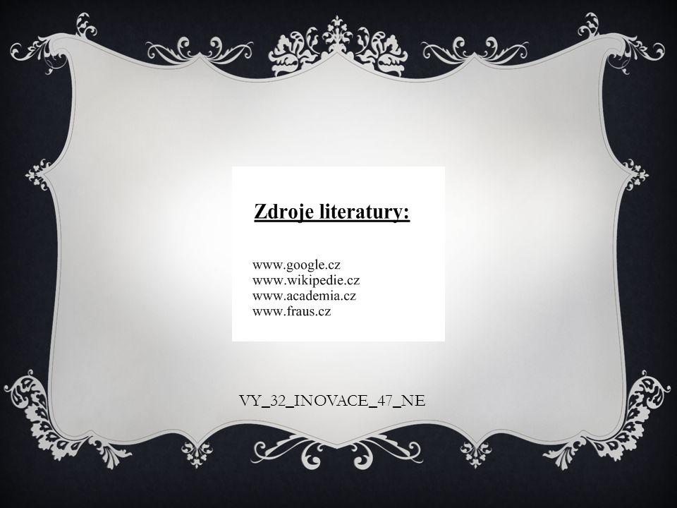 KAREL JAROMÍR ERBEN Český básník, spisovatel, prozaik, jazykovědec a historik… VY_32_INOVACE_47_NE