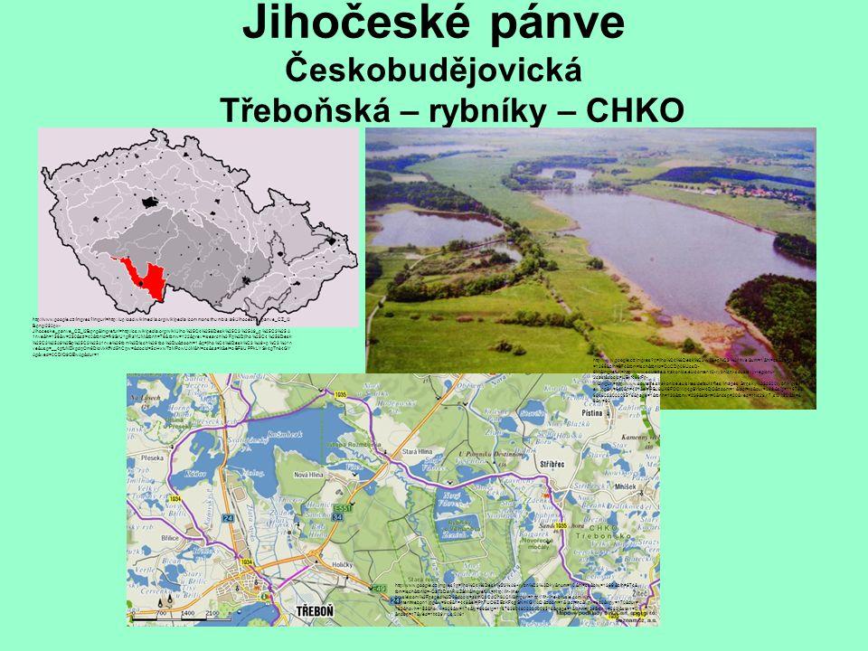 Jihočeské pánve Českobudějovická Třeboňská – rybníky – CHKO http://www.google.cz/imgres?q=jiho%C4%8Desk%C3%A9+rybn%C3%ADky&num=10&hl=cs&biw=1366&bih=6