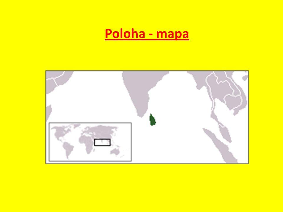 Provincie Srí Lanky